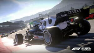 Elektronická licence PC hry F1 2021 STEAM