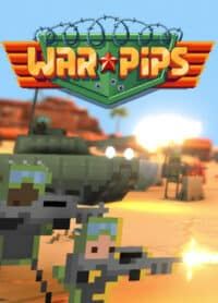 Elektronická licence PC hry Warpips STEAM
