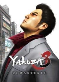 Elektronická licence PC hry Yakuza 3 Remastered STEAM
