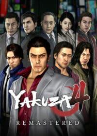 Elektronická licence PC hry Yakuza 4 Remastered STEAM