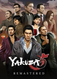 Elektronická licence PC hry YAKUZA 5 REMASTERED STEAM