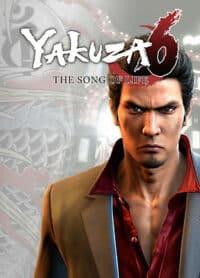 Elektronická licence PC hry Yakuza 6: The Song of Life STEAM