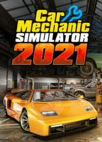 Elektronická licence PC hry Car Mechanic Simulator 2021