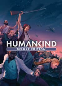 Elektronická licence PC hry Humankind Deluxe Edition STEAM
