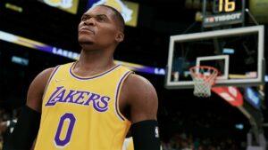 Elektronická licence PC hry NBA 2K22 STEAM