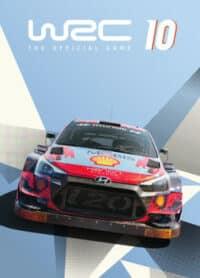 Elektronická licence PC hry WRC 10 STEAM