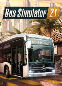 Elektronická licence PC hry Bus Simulator 21 STEAM