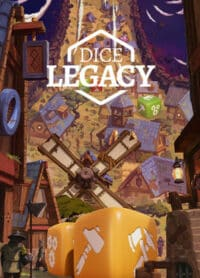 Elektronická licence PC hry Dice Legacy STEAM