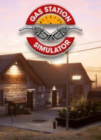 Elektronická licence PC hry Gas Station Simulator STEAM