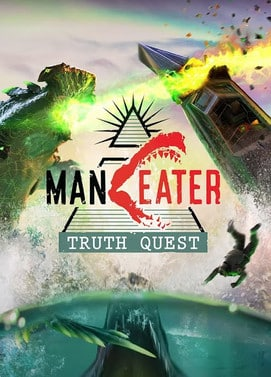 Elektronická licence PC hry Maneater: Truth Quest EPIC