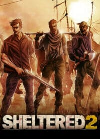 Elektronická licence PC hry Sheltered 2 STEAM