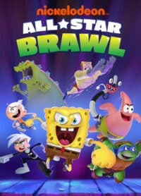 Elektronická licence PC hry Nickelodeon All-Star Brawl STEAM