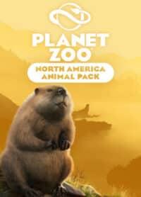 Elektronická licence PC hry Planet Zoo: North America Animal Pack STEAM